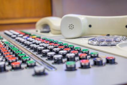 Kontrollzentrum NSL Notruf Service Leitstelle