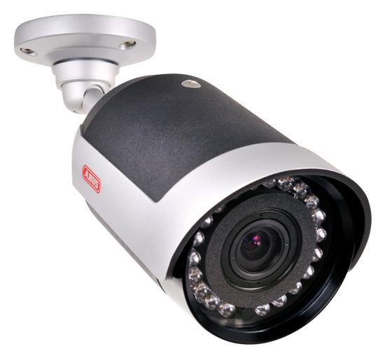 Videotechnik und Videoüberwachung, Digitalkamera, IP Kamera
