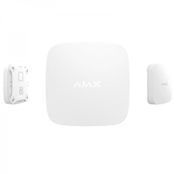 Funk Wassermelder für HUB Alarmzentrale   LeaksProtect   Smart Home Schutz vor Überschwemmung   AJAX weiß