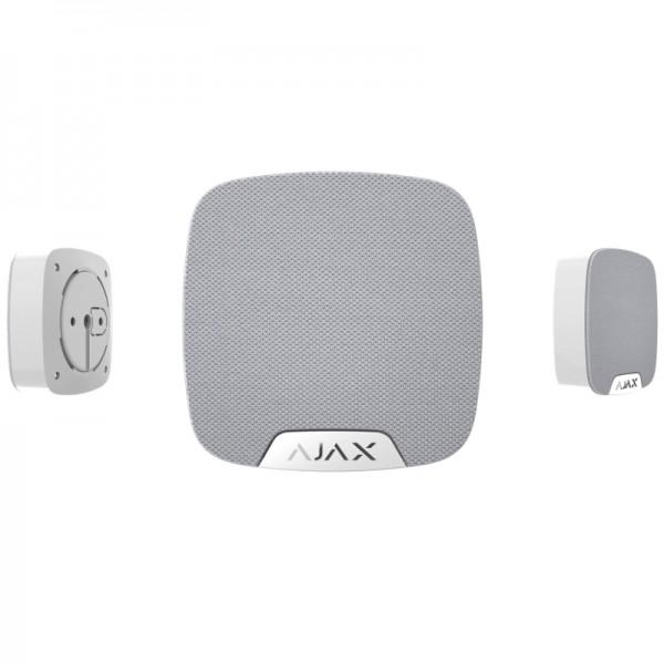 Funk Innensirene für HUB Alarmzentrale   HomeSiren   Smart Home   Kabellos   AJAX