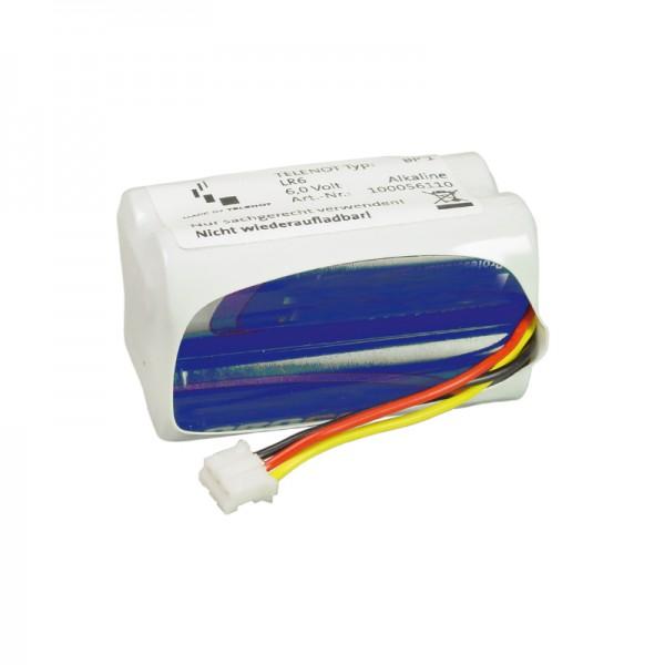 Batterie Pack BP1   Alarmanlage   2Ah   Comstar / Vayo   Telenot