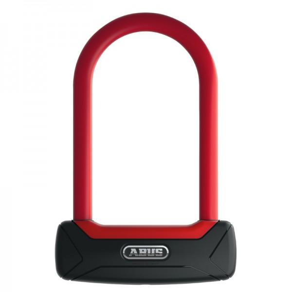 Fahrradschloss GRANIT Plus 640/135HB150 RED   Level 12   Schlüssel   Bügelschloss   860g   ABUS