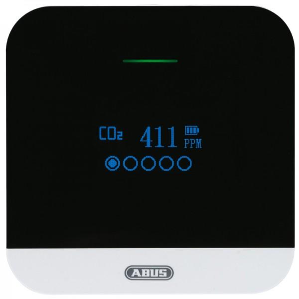 CO2 Warnmelder | CO2WM110 AirSecure | Raumluft qualität | Aerosole | 10 Jahre Batterie | Abus