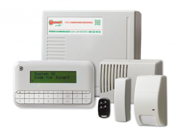 utc nx 10 Alarmsystem Set Alarmanlage