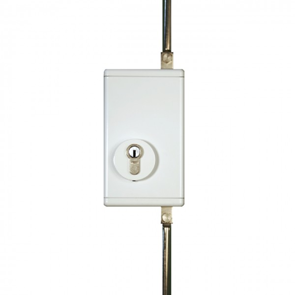 OBST | Stangenschloss | 2 Punkt Absicherung | Türsicherheit | Einbruchschutz | PZ202k
