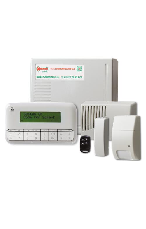Preiswerte Alarmsysteme