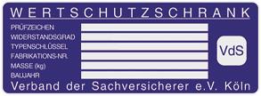 VdS zertifizierte Tresore und Montage