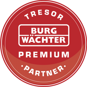 Tresor-Premiumpartner Burg Wächter